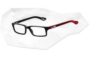 Arnette Arnette Roadie Eyeglasses, Black AN7035-0448
