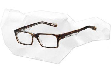 Arnette Arnette Sync Eyeglasses, Top Havana On Crystal AN7039-0647