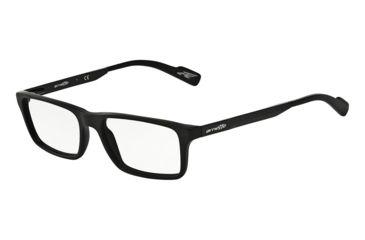 8796e0bb43 Arnette AUXILIARY AN7051 Eyeglass Frames 1114-51 - Matte Black