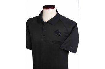 ASP ASP Eagle Shirt - Tone-On-Tone, Black, L 9903