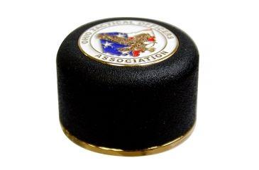 ASP Logo Band Baton Cap - Gold Band 52100