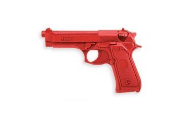 ASP - Red Gun Training Series - Beretta 9mm/.40 w/rails 07774