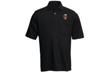 ASP Tactical Training Embroidered Black Certified Eagle Shirts