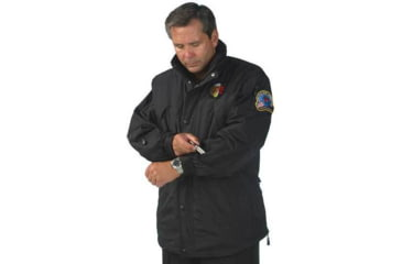 ASP Tactical Training Instructional Waterproof Asptex Black Jackets