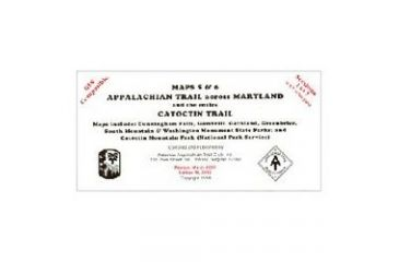 AP Trail Conservancy: Appalachian Trail Map: Maryland | Free ...