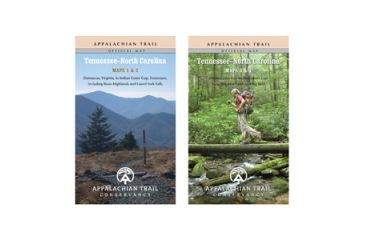 At Maps Tn/nc, A.t.c., Publisher - Ap Trail Conservancy
