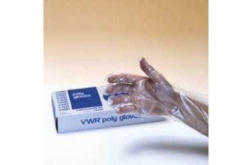 Atlantis Plastics Polyethylene Disposable Gloves 2GM1VW