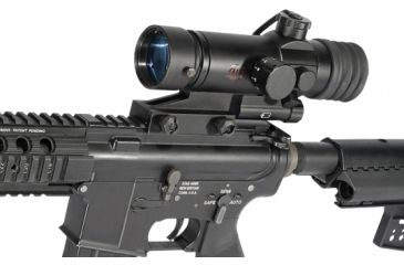 ATN ARES2x-2 Nightvision Weapon Sight NVWSARS220