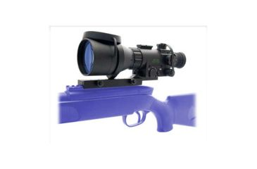 ATN Aries 410 Night Vision Rifle Scope NVWSM41010 Mounted