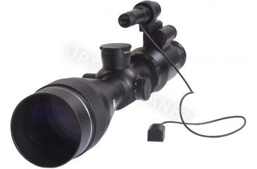 ATN Day/Night Riflescope System 4-12x80 DNS Gen.4