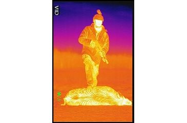 23-ATN ThOR 320 1x Enhanced Thermal Imaging Weapon Sight