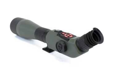 4-ATN X-Spotter HD Day/Night Smart Spotting Scope
