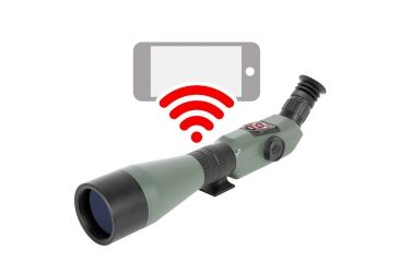 2-ATN X-Spotter HD Day/Night Smart Spotting Scope