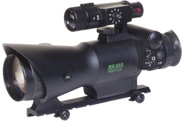 ATN Aries MK330 Warrior Night Vision Rifle Scope w/ 450mw IR NVWSM33010 (14011 - 14341)
