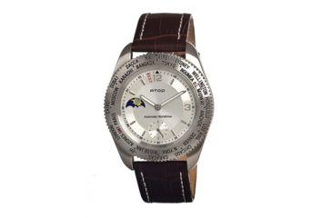 Atop Wws-2a Wws Mens Watch, Silver ATOWWS-2A