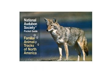 Audbn Pg Animal Tracks N Amer, National Audubon Society, Publisher - Random House