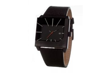 Axcent The Edge Watch, Black Strap, Black Face, Black Hands X63400-237