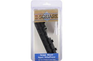 B-Square Rim Fire Semi-Auto Pistol Mount, Blue 1008721