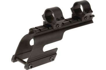 """B-Square Shotgun Saddle Mounts (includes 1"""" rings) - Remington 1100 20 ga Semi-auto LT, Blue 16825"""