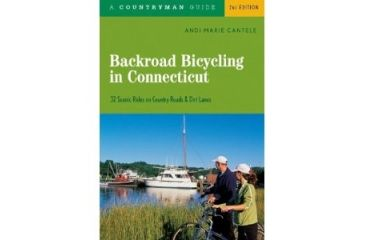Backroad Bicycling Connecticut, Andi Marie Cantele, Publisher - W.w. Norton & Co