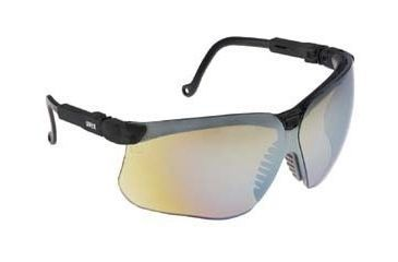 Bacou-Dalloz Uvex Genesis Protective Eyewear, Bacou-Dalloz S3224 Earth Frame