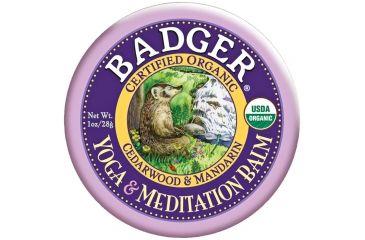 Badger  Yoga/meditate 1 Oz Tin 48121