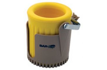 Bar-Buoy Golf Buoy Cup Holder Tan and Yellow 700504