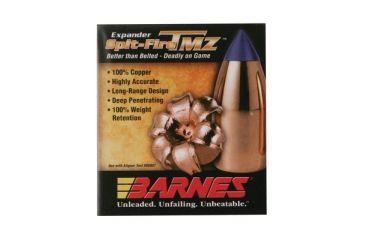 Barnes Spit-Fire T Muzzleloader Bullets .50 Caliber .451 Diameter 250 Grain 15 per Box 45172
