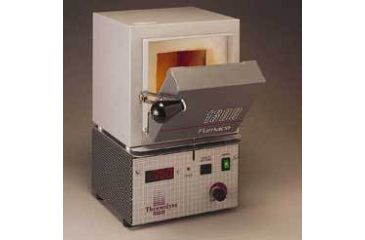 Barnstead Small Benchtop Muffle Furnaces, Type 1300 and Type 1400, Barnstead International FB1415M Type 1400 Furnaces Furnace, 120V, 1500W