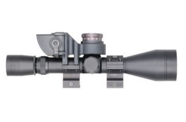 Barrett Optical Ranging System With Leupold Mark 4 4.5-14x50mm LR/T M1Riflescope Mil-Dot Reticle 66000-7WS