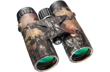 Barska 10x42 WP Blackhawk, Bak-4, Green Lens, Mossy Oak Break-Up, Black AB11850