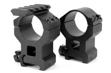 Barska 30mm High w/ 1in Insert, Tactical Rings w/build-in Picatiny Rail