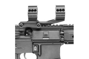 9-Barska IR SWAT-AR 6-36x52mm Side-Focus Rifledcope
