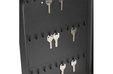 Barska 60 Key Safe, Combination Lock, Close Up AX11822