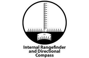 Internal Rangefinder & Compass