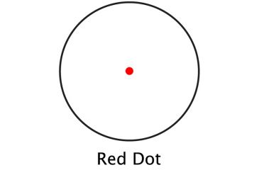 IR Red Dot Reticle