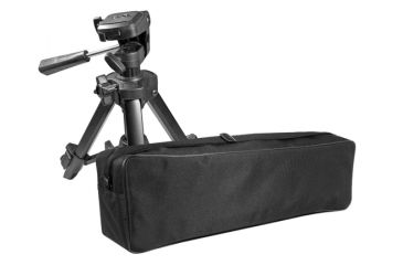 Included Tripod & Soft Carrying Case