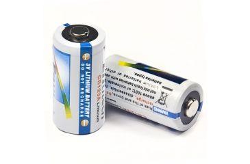Barska Af11574 2pcs Per Pack Cr123 Battery