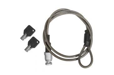 Barska Drawer Style Compact Safe, Keys, Cable AX11810