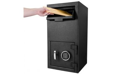 6-Barska DX-300 Large Depository Keypad Safe