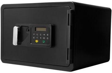 Barska Fireproof Digital Keypad Safe, Black AX11902