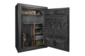 Barska FV-3000 Fire Safe 45-Rifle Vault, L x W x H- 40 in. x 22 in. x 59.06 in. Outer Size, 193867