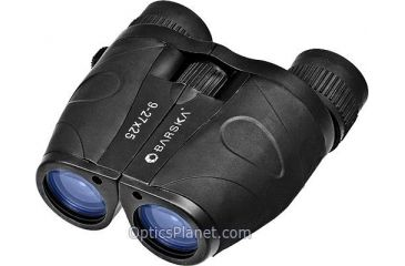 Barska Gladiator 9-27x25 Compact Zoom Binoculars AB10162