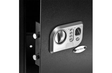 Barska Large Biometric Keypad Safe Closeup of Key AX11648