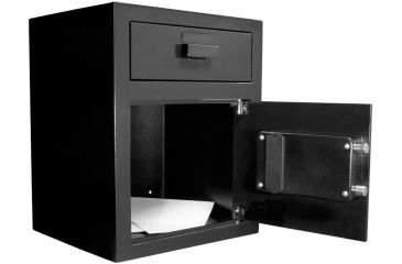 Barska Large Keypad Depository Safe, Black AX11930