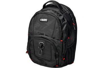 Barska Loaded Gear GX-100 Utility Backpack, Front BJ11900