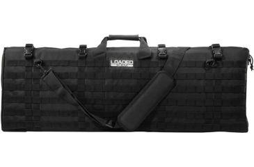 Barska Loaded Gear RX-300 40in. Tactical Rifle Bag, Black BI12032