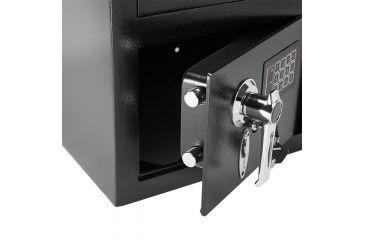 Barska Standard Keypad Depository Safe, Black AX11932
