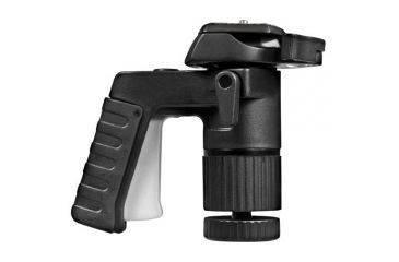 3-Barska Pistol Grip Tripod Head System