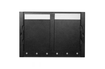 Barska Two Section 6in. x 6in. Picture Frame w/ 6 Key Holders, Back